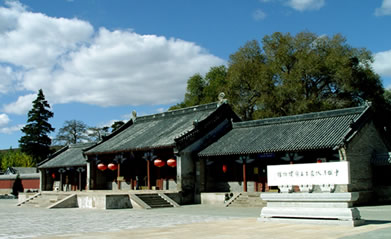 赤峰锦山风景区砬子沟