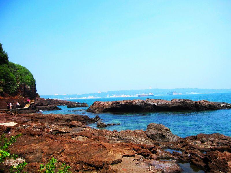 涠洲岛火山口地质公园