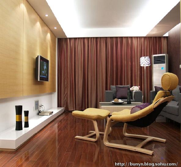 如何装修客厅电视背景墙?——电视背景墙效果图欣赏