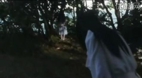 贞子感到已经无法控制自己的