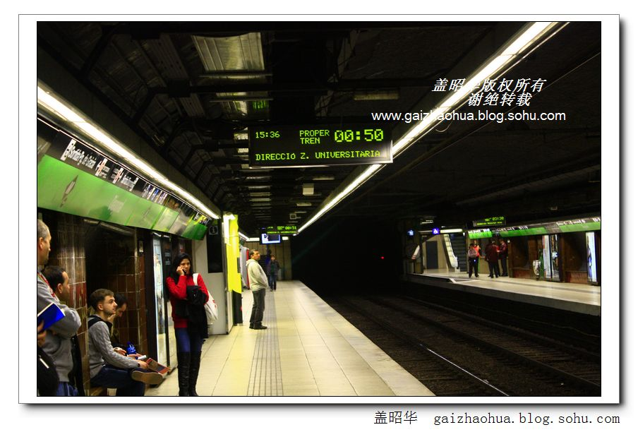 欧洲各大城市地铁之最(图文并茂)转自一位欧洲游客图片