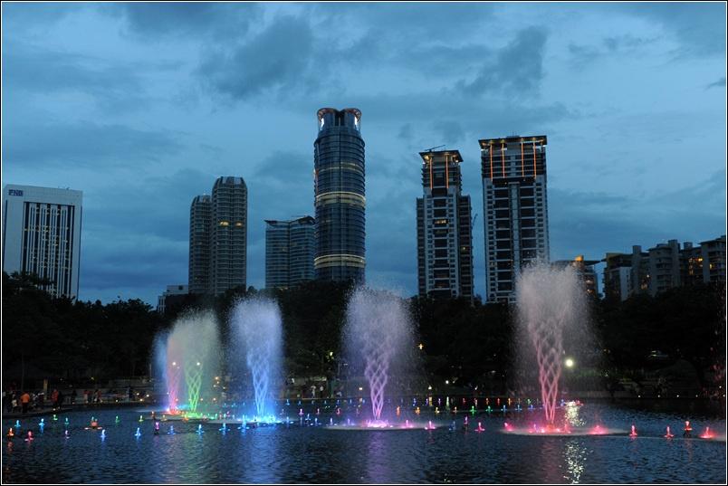 吉隆坡双子塔结构设计方案