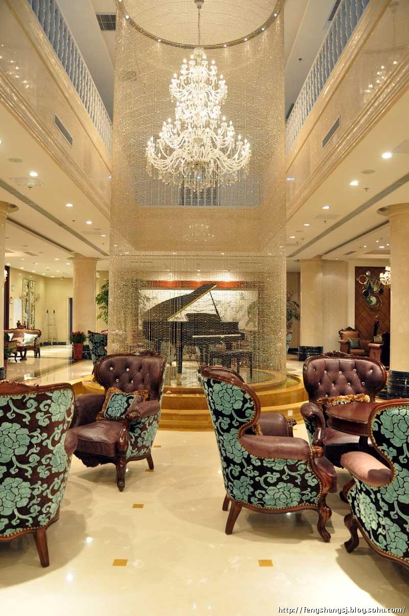 风尚设计公装作品之房产售楼处篇:欧式新古典售楼处 售楼处设计0/?
