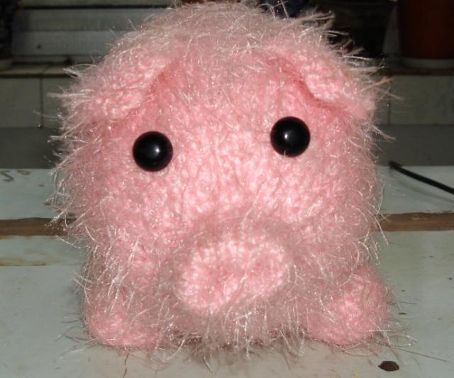 猪猪委屈的表情
