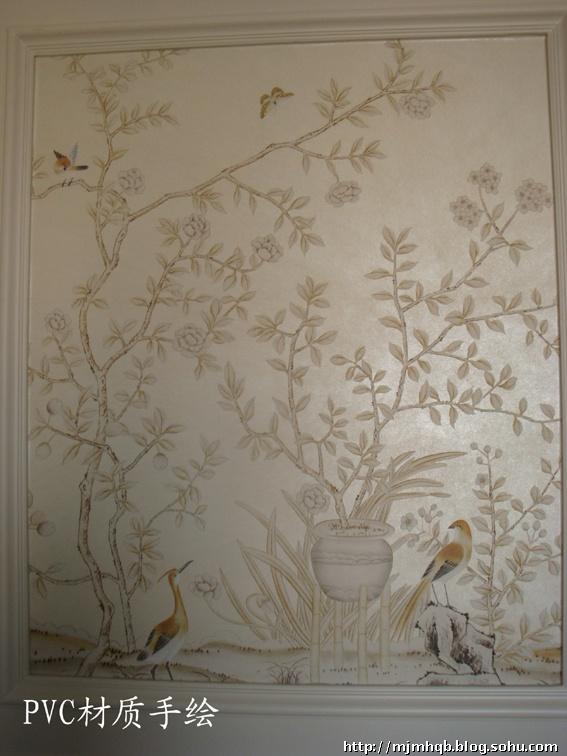 专业从事丝绸手绘墙纸,艺术壁纸,装饰绘画,及其他手绘软装饰品的设计