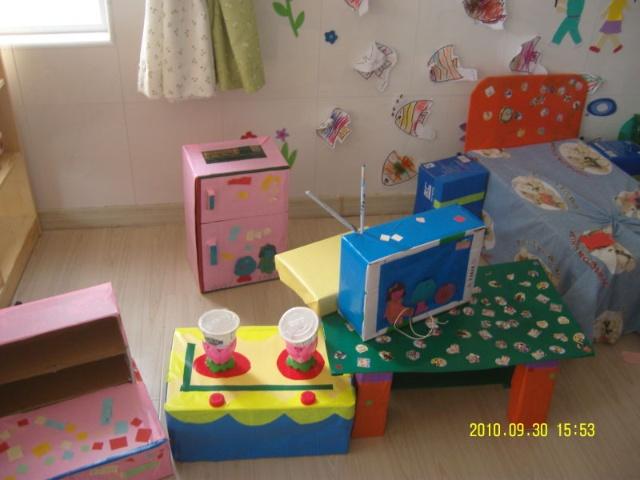 娃娃家布置,幼儿园娃娃家布置图片,幼儿园小班娃娃家布置(第8页)_点力