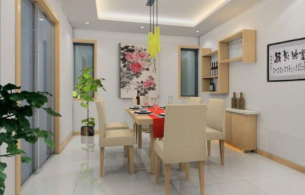 34款简约实用家庭小餐厅装修设计效果图参考,2010最新家庭小餐厅