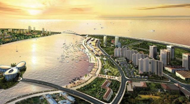 威海双岛湾规划