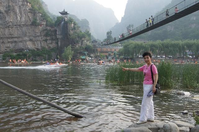 十渡孤山寨旅游风景区