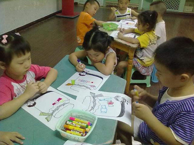 糖果罐——幼儿园小班绘画-杨老师的教育小屋-搜狐博客