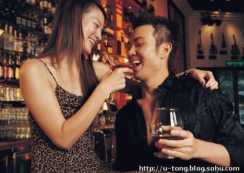 喝酒看男人和女人的性格
