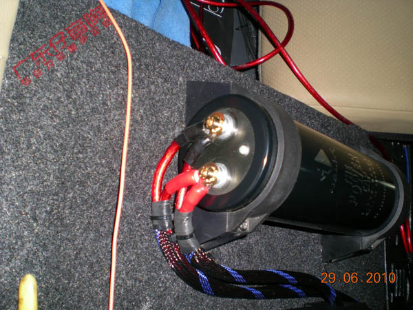 低音炮功放电路板接线图
