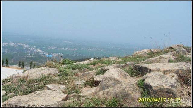 唐河图片之湖阳寥山风景