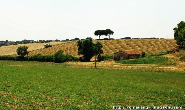 看看欧洲农民住宅长什么样?图片