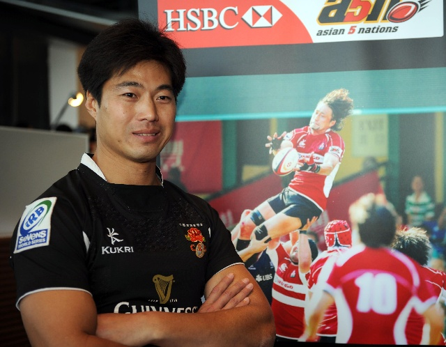 Hsbc asian 5 nations