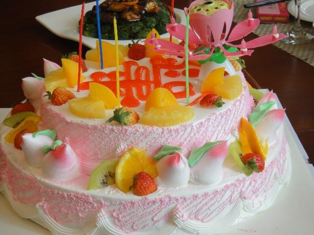 飞机生日蛋糕图片