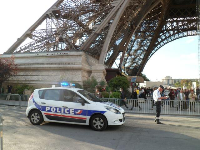 法国·巴黎-埃菲尔铁塔