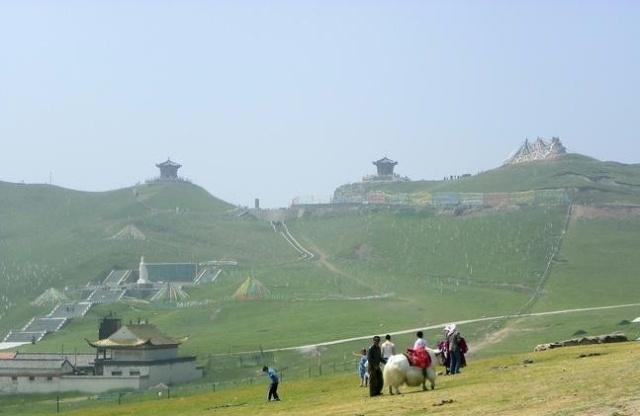 日月山的由来_2012年7月西北游之青海.青海湖(17)-紫风铃1049-搜狐博客