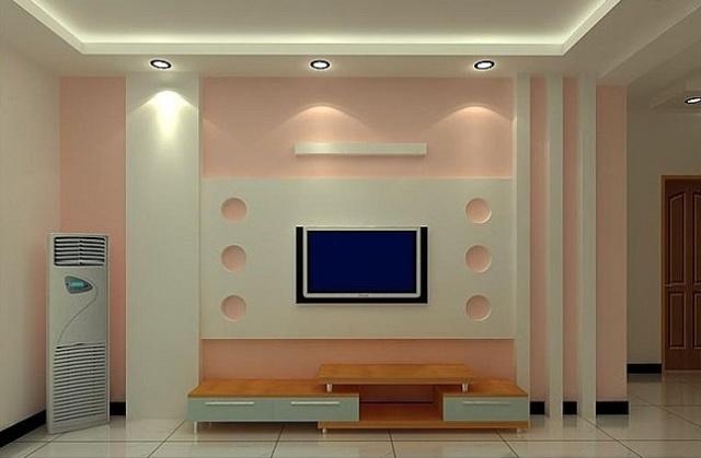 石膏板造型影视墙_其制作有多种方法,石膏板造型,影视墙石膏板造型图