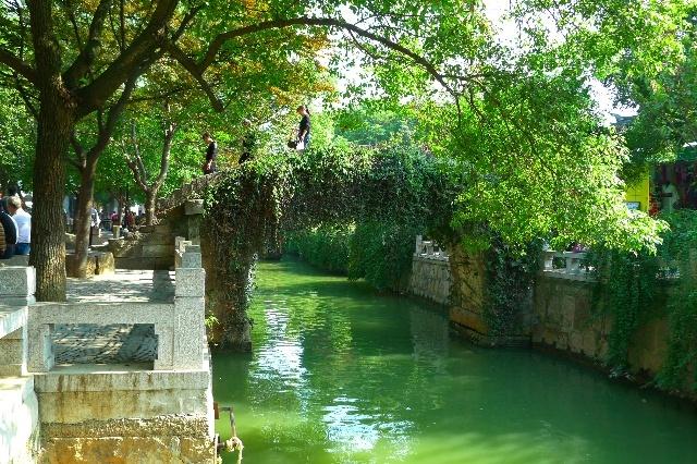 木渎古镇——秀绝冠江南的吴中第一镇