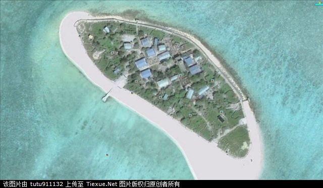 祖南海系列之5,南海之极——南沙群岛