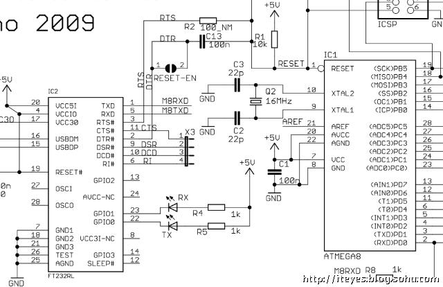 Arduino CP2102版本完美DIY-丁丁的博客-搜狐博客