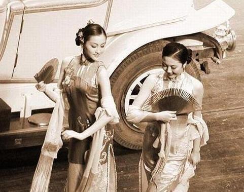古代美女容貌_民国时期上海的名媛离名妓有多远?-《三农直通车》-搜狐博客