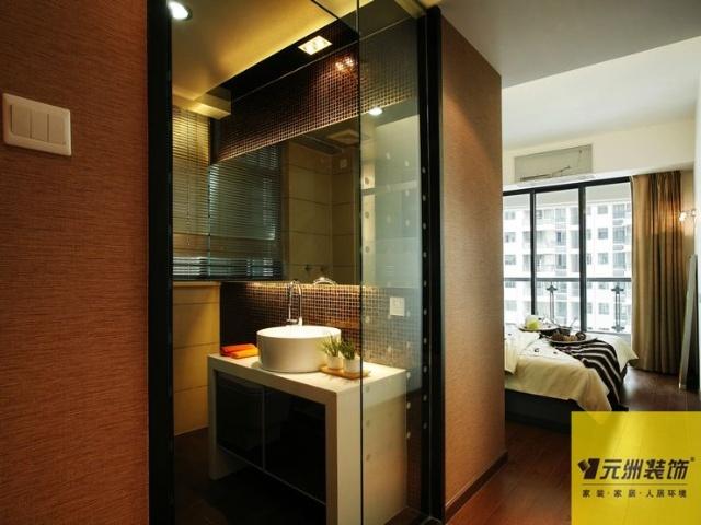中式地台和衣柜