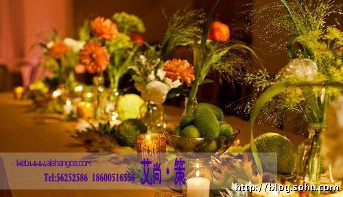 棕橙色系 婚礼跟拍