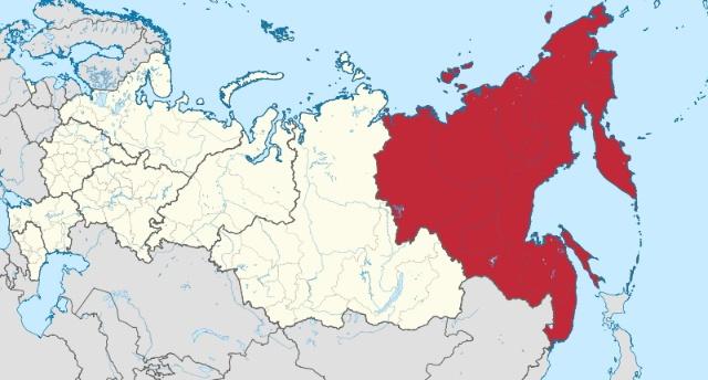 俄罗斯的远东联邦管区