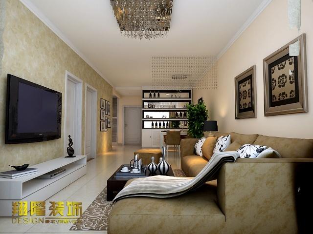 案例介绍:简洁的设计,缔造简约而不简单的舒适家居.   装