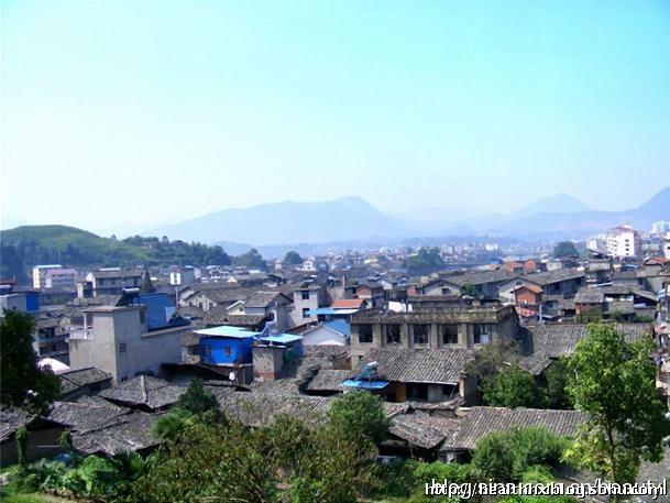 浦城周边旅游景点