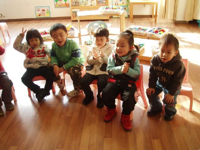 幼儿园中班一月份教育目标