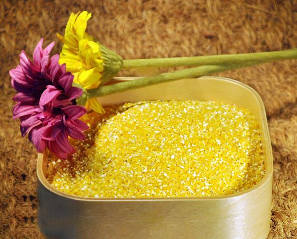 吃五谷杂粮玉米的好处