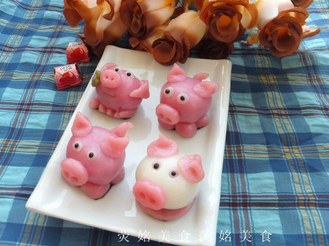 糯米团子----可爱猪猪很萌呀