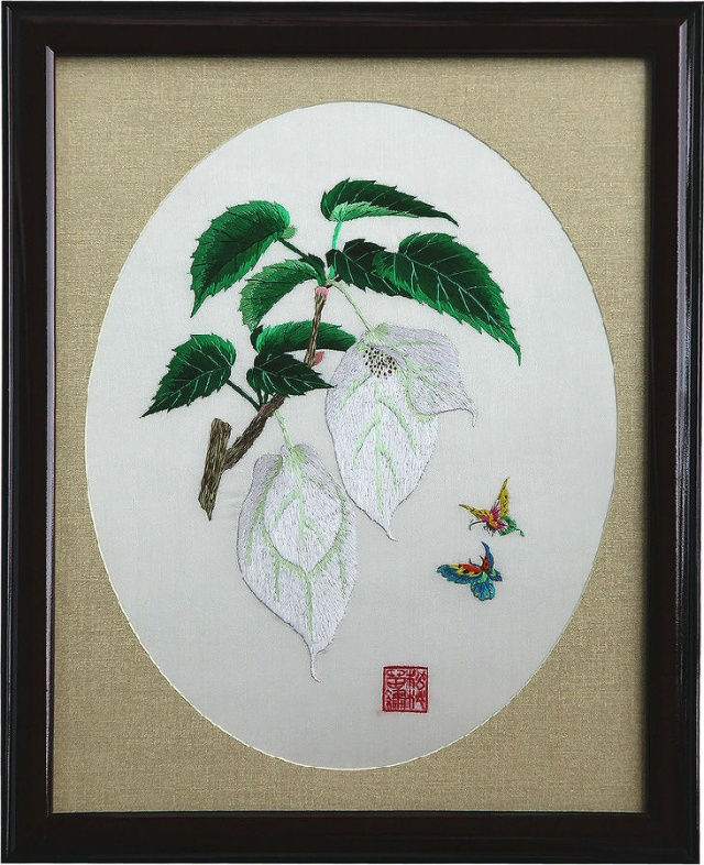 贵州苗族刺绣