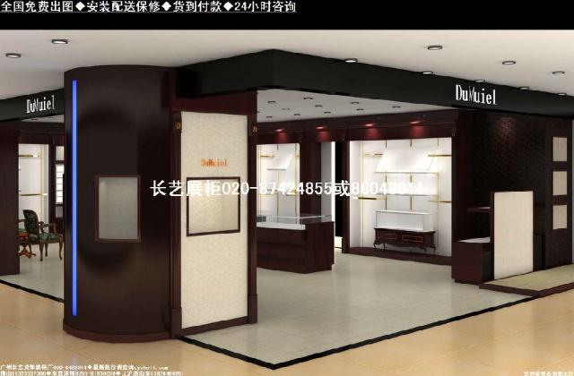 小型服装店简易设计图展示