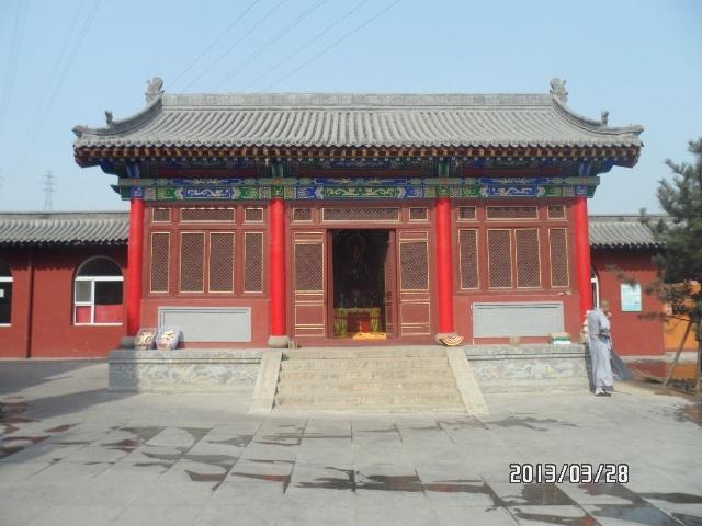 山西风景名胜-----神堂沟太原龙泉寺