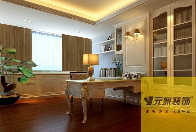金色漫香苑普通住宅3室2厅2卫现代装修案例效果图 140平米