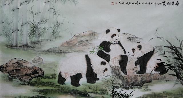 中国梦想秀画家