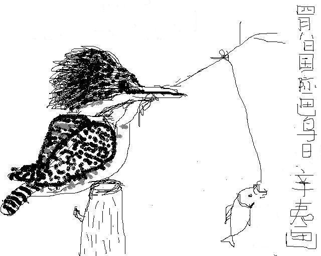国际画鸟日
