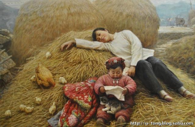 十,《母亲》唱:阎维文