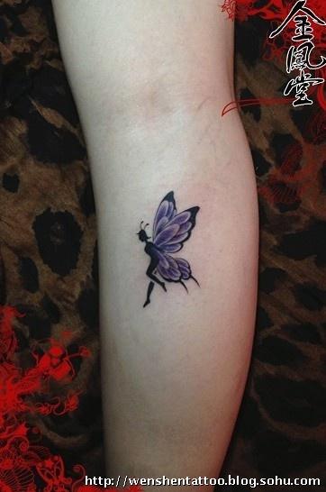 字母纹身图案 美人鱼纹身图 天使刺青图 玫瑰花纹身图片