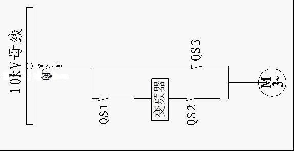 变频器工频切换方式
