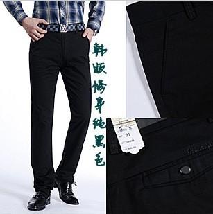 穿出男人风度 功夫保罗品牌男裤店的推广秘笈
