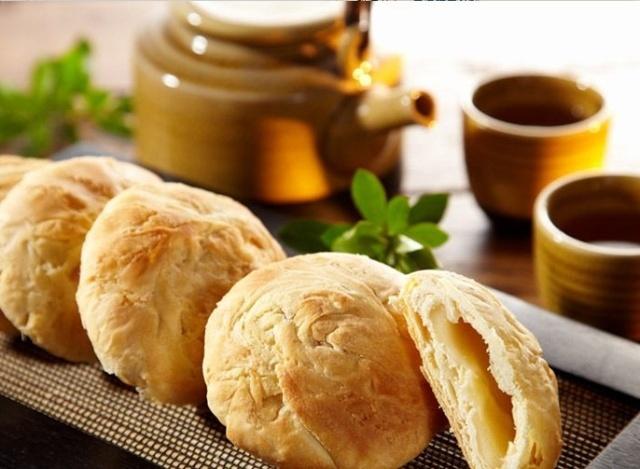 美食 太阳饼/宝岛美食太阳饼